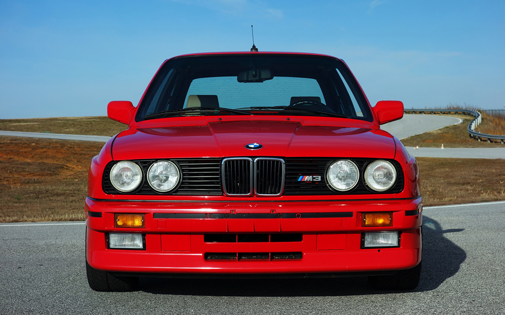 BMW - faceofcars