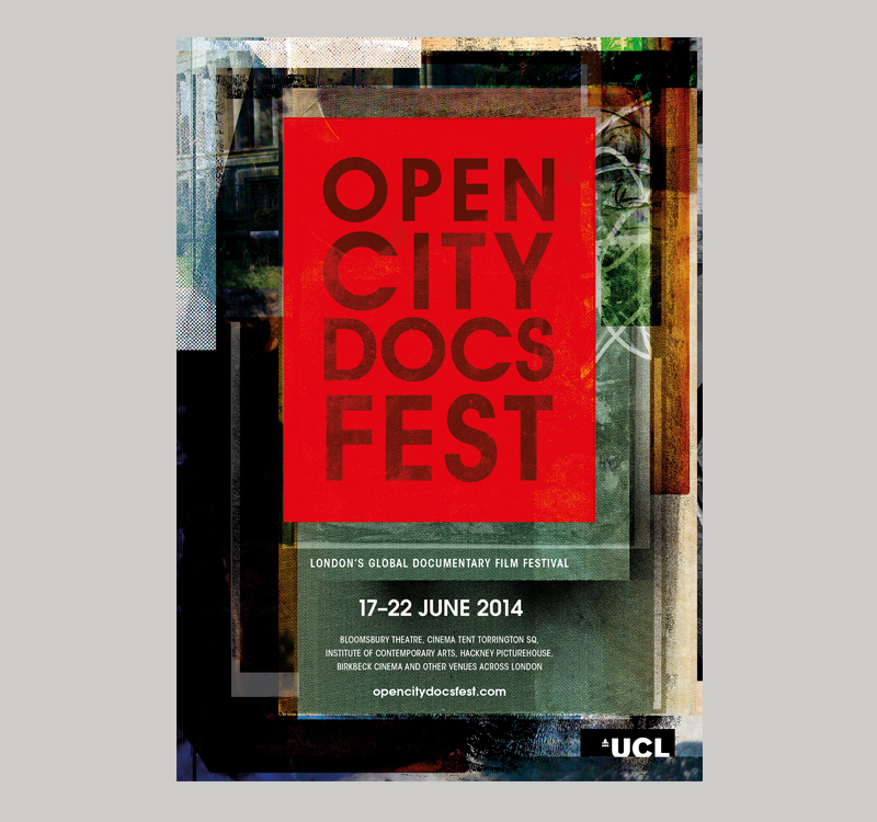Open City Docs Fest is an annual event which celebrates the best of documentary film in the heart of London.